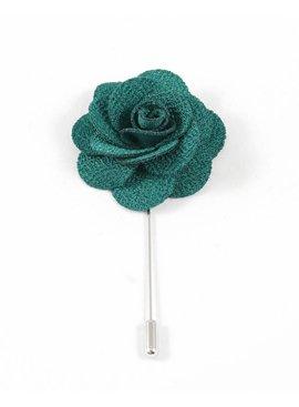 Toffster Boutonniere Dunkelgrün Blume