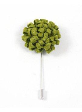 Toffster Boutonniere felt green