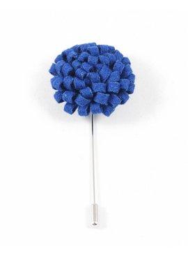 Toffster Boutonniere Blau Kugel