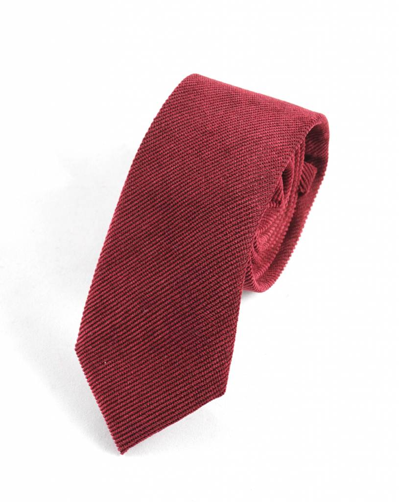 Toffster Krawatte, Einstecktuch und Boutonniere im abgestimmten Set: