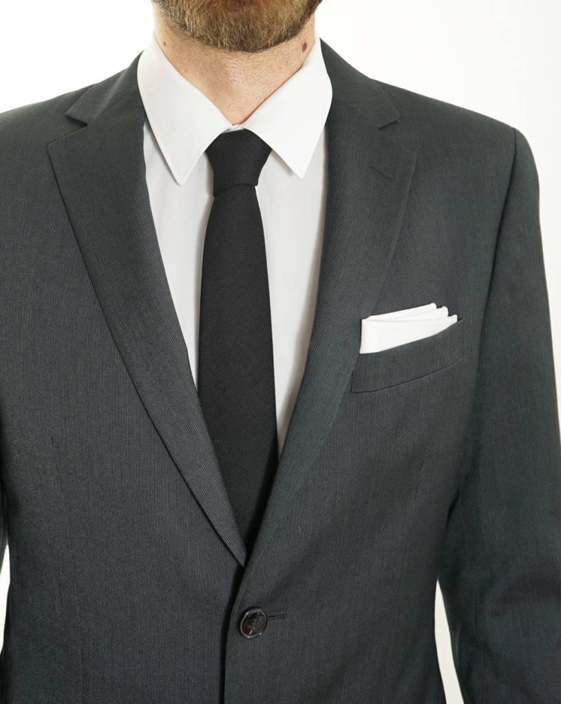 Toffster Krawatte | Baumwolle | Schwarz