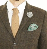 Toffster Tie | Wool | Brown