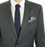 Toffster Krawatte | Baumwolle | Blau