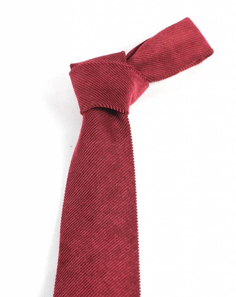 Toffster Krawatte, Einstecktuch und Boutonniere im abgestimmten Set
