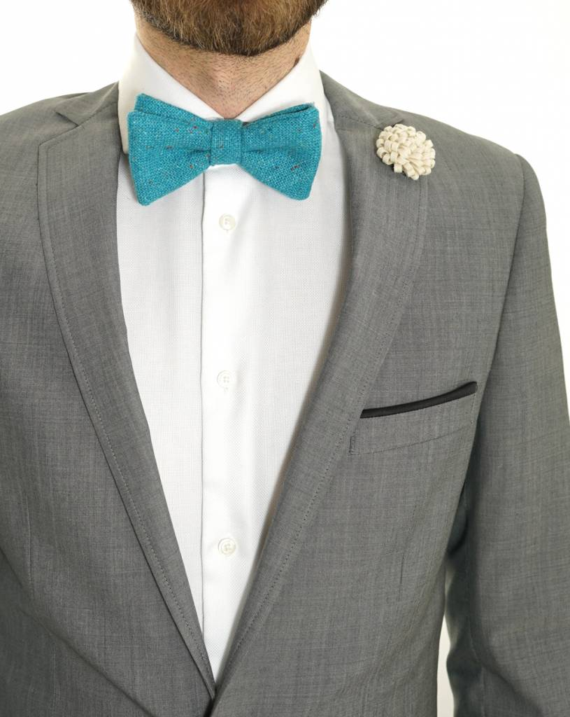 Toffster Bow tie | Wool | Blue