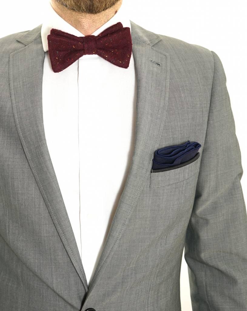 Toffster Bow tie | Wool | Burgundy