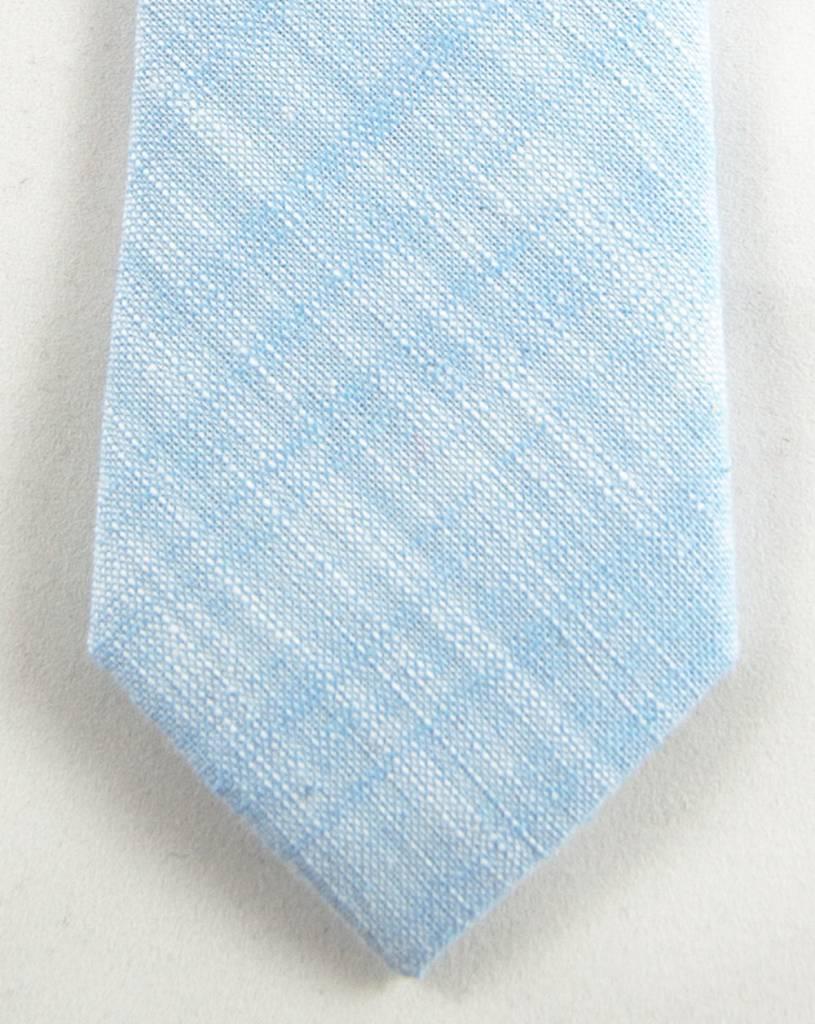 Toffster Krawatte im Set mit Boutonniere und Schnürsenkeln