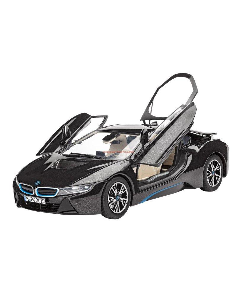 Revell REVELL MODÈLE RÉDUIT 1/24 PLASTIC BMW i8