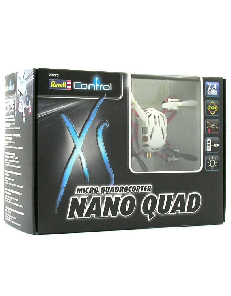 Revell REVELL CONTROL NANO QUAD XS