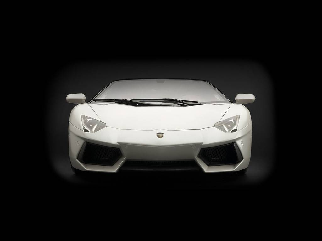 POCHER Pocher Lamborghini Aventador Roadster LP 700-4 1/8 Die Caste Kit