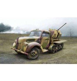 Italeri ITALERI véhicules militaires MAULTIER AVEC FALK 38