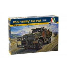 """Italeri ITALERI Militärfahrzeuge M923 """"  HILLBILLY"""" GUN TRUCK"""