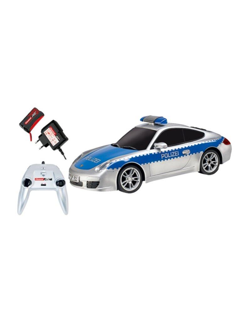 "Carrera CARRERA RC PORSCHE 911 "" POLICE"""