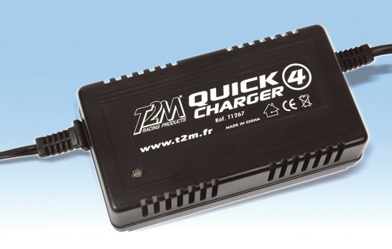 T2M QUICK CHARGER 4  T2M