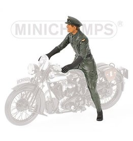 MiniChamps FIGURINE T.E.LAWRENCE 1932 1/12