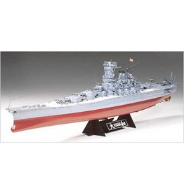 Tamyia TAMIYA JAPANESE BATTLESHIP YAMATO w/ DETAIL UP PARTS 1/700
