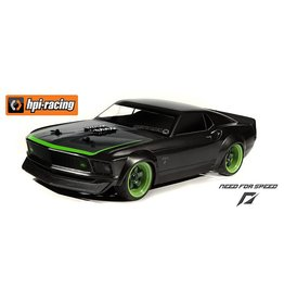 hpi-racing HPI Ford Mustang-X 1969 Niro 1/10