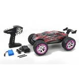 Siva LAND BUSTER TRUGGY 1/12 2,4GHz 4WD ROUGE