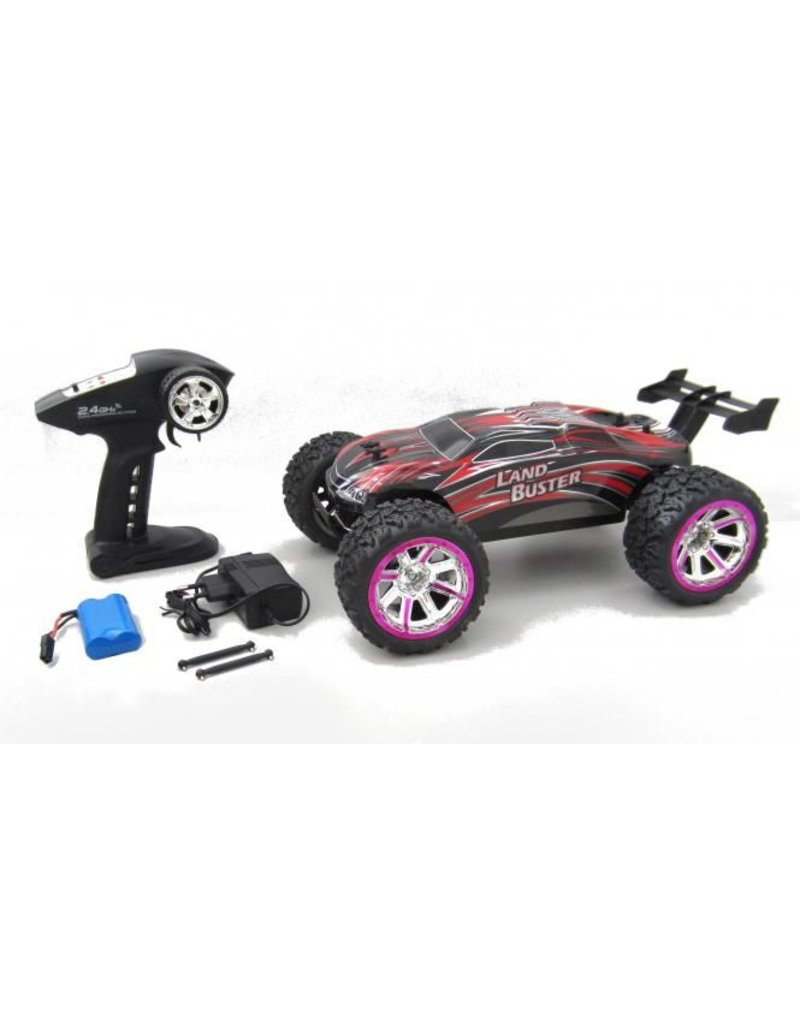 Siva LAND BUSTER TRUGGY 1/12 2,4GHz 4WD ROT