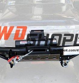 Raptor 4x4 Tubular Winch Bumper Y60