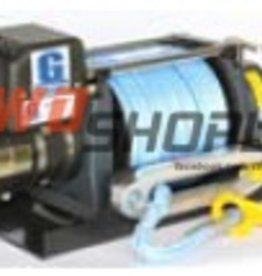 Goodwinch Bow '2′ Powered EXTRA LARGE DRUM TDS-9.5c with Dyneema Bowrope
