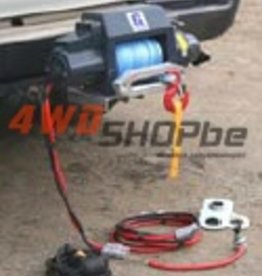 Goodwinch Bak Rak Winch Mount fitted with TDS-9.5i