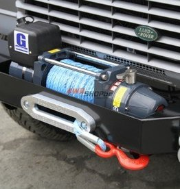 Goodwinch Bumper and winch deal – Defender