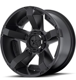 KMC Wheels Rockstar II - Black