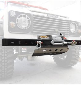 Raptor 4x4 Front HD Winch Bumper