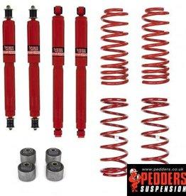 "Pedders Suspension 4 inch HD Pedders ""Premium"" kit"