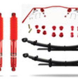 Pedders Suspension Pedders Suspension Lift Kit Isuzu Dmax 1.9