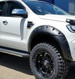 Kut Snake  Spatbordverbreders Ford Ranger PX - 85 mm breed