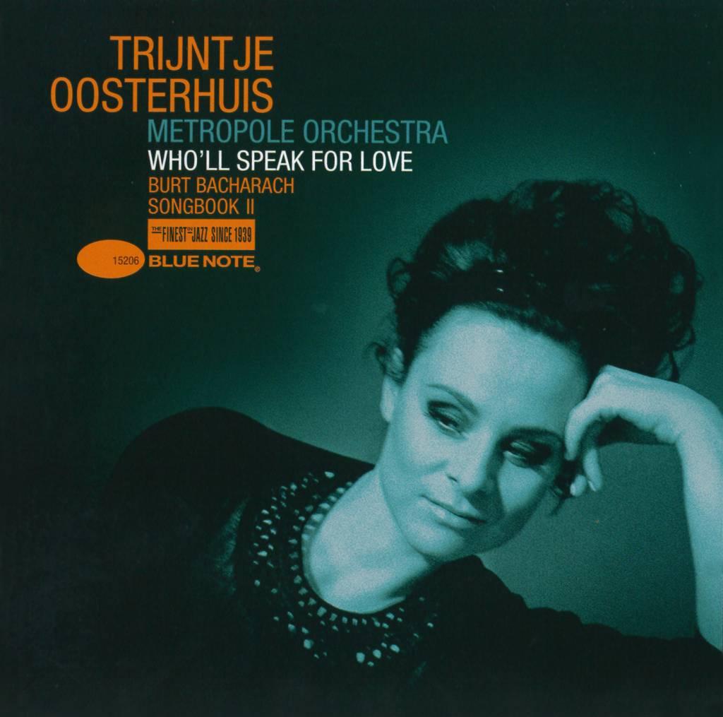 Trijntje Oosterhuis & Metropole Orchstra - Who'll Speak For Love