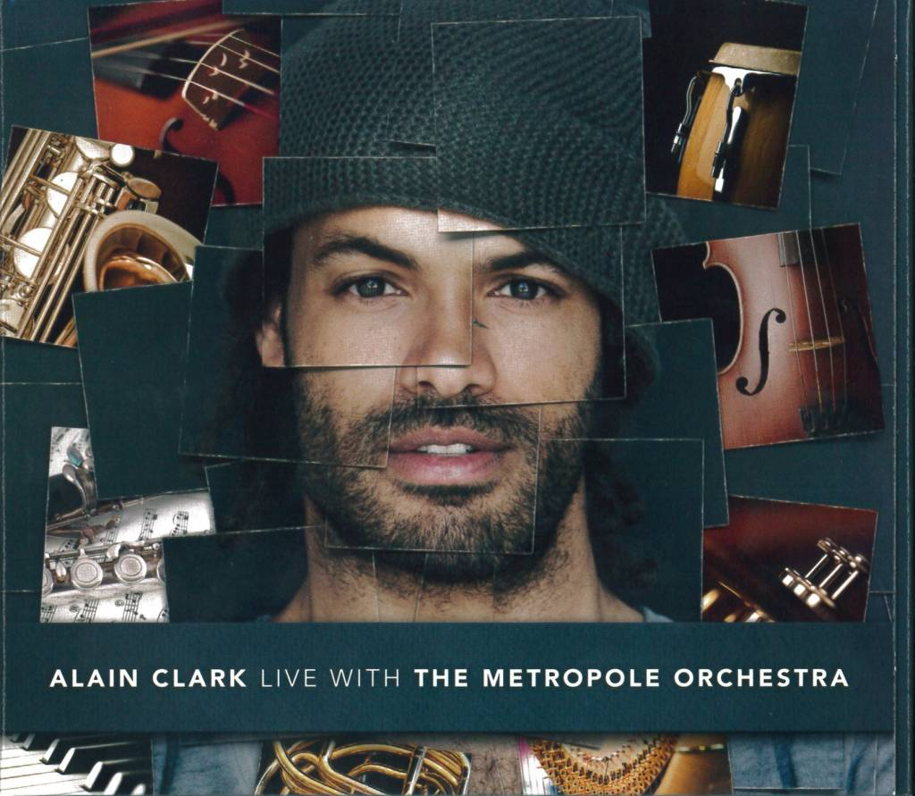 Alain Clark Live with the Metropole Orchestra