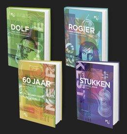 Jubileumboeken - Set van 4 boeken