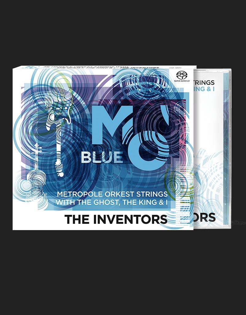 The Ghost, the King and I with Metropole Orkest Strings - The Inventors