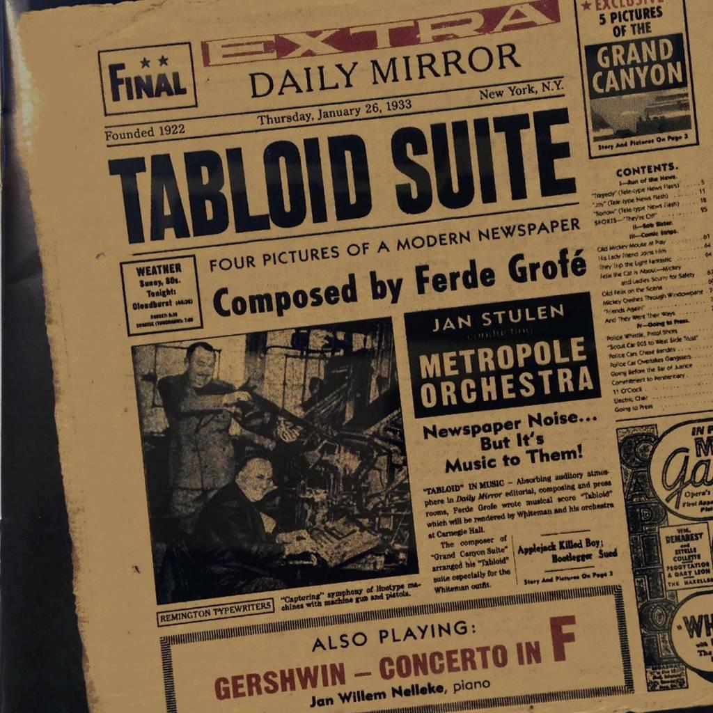 Metropole Orkest - Tabloid Suite