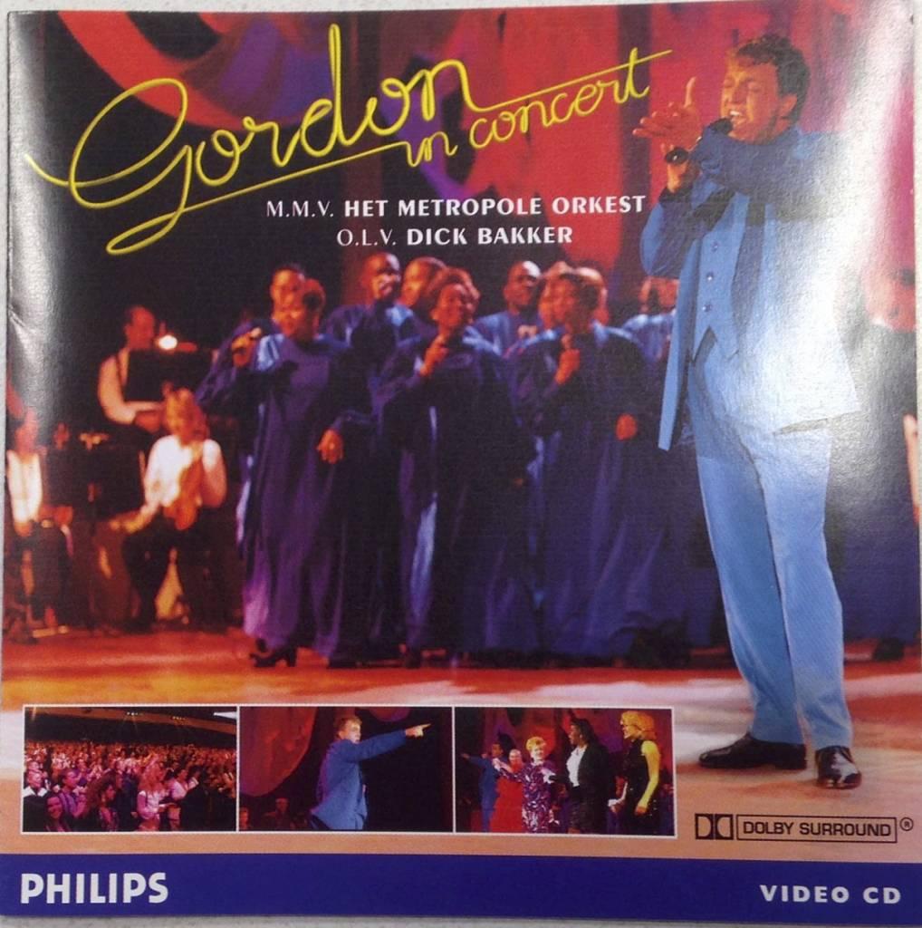 Gordon & MO - Gordon in concert (VCD)