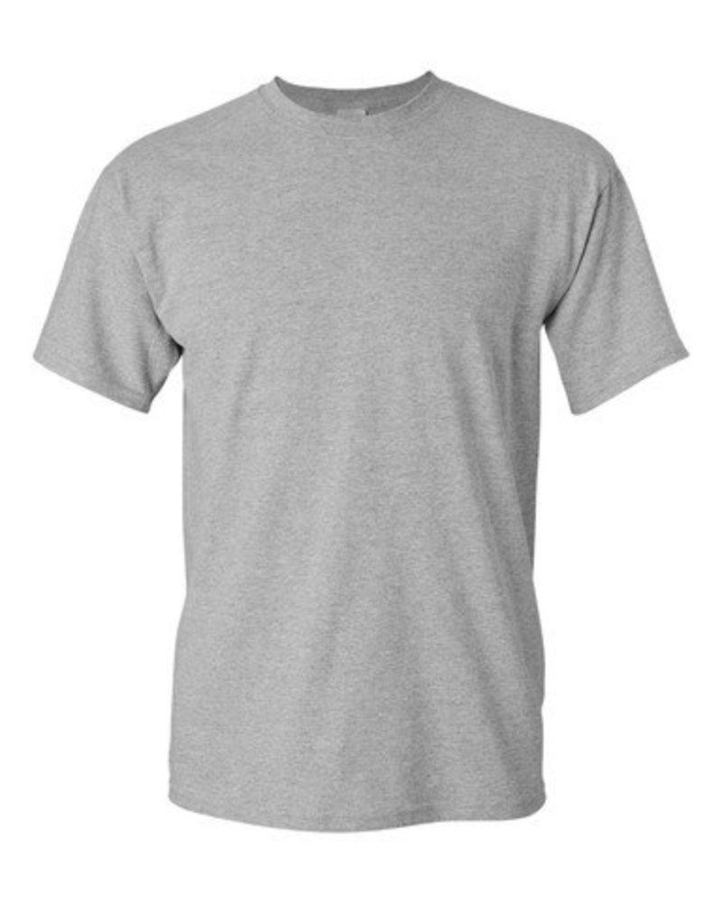 GILDAN Basic T-shirt Sp grey