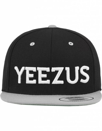 DOPE ON COTTON Yeezus Cap