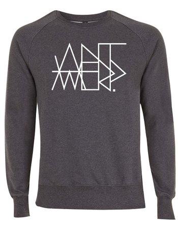 AW ANTWERP AW Original // AW Imekah crewneck