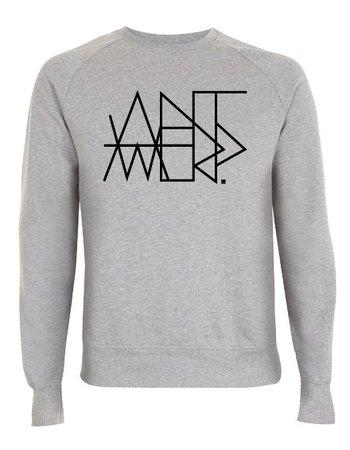 ANTWERP AW Original // AW Imekah crewneck