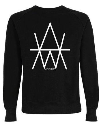 ANTWERP AW Original // AW logo crewneck