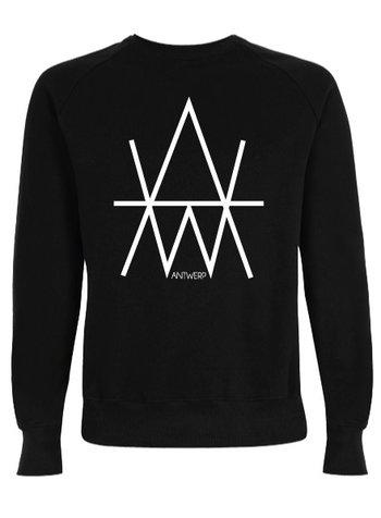 AW ANTWERP AW Original // AW logo crewneck