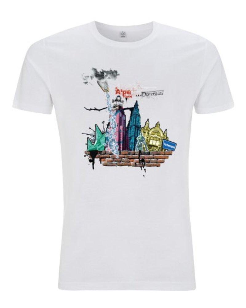 AW ANTWERP AW Classics // Diamods city T-shirt