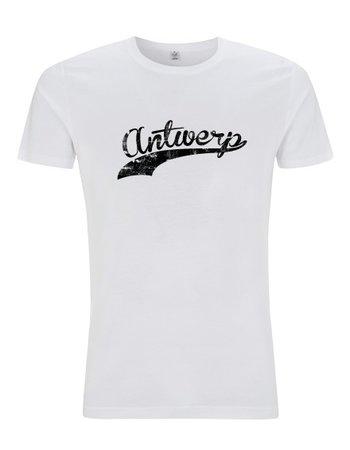 AW ANTWERP AW Classics Swoosh T-shirt