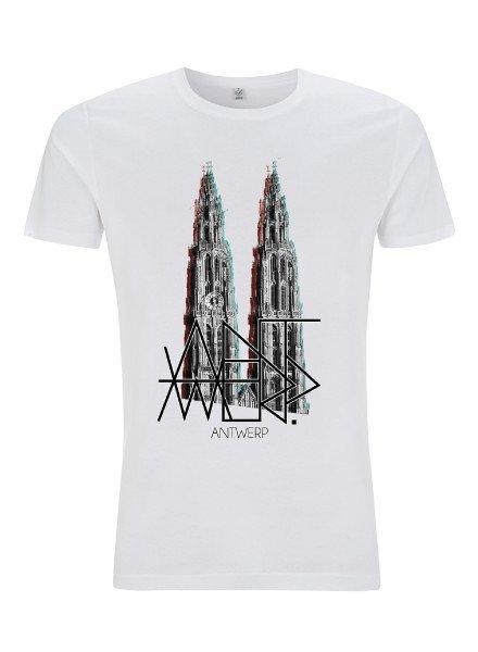 AW ANTWERP AW Vintage AW 2 kathedralen T-shirt