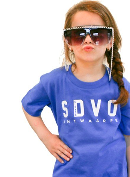 SLONGSDIEVANONGS Kids T-shirt SDVO