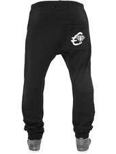 EUROKLIK Sweat pants Euroklik black
