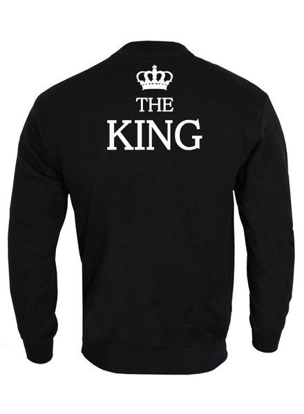 DOPE ON COTTON KING & QUEEN COUPLE SWEATERS